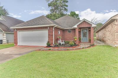 Montgomery Single Family Home For Sale: 148 Golfview Drive