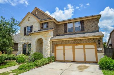 Katy Single Family Home For Sale: 24611 Blue Opal Lane