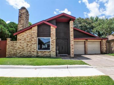 Missouri City Single Family Home For Sale: 7803 Poitiers Drive