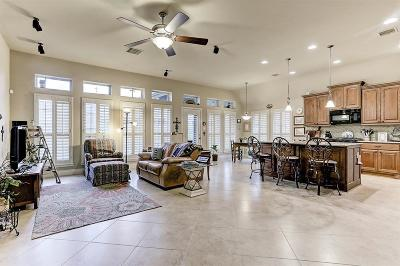 Shadow Creek Ranch Single Family Home For Sale: 13812 Evening Wind Drive