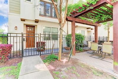 Midtown Condo/Townhouse For Sale: 1820 Anita Street