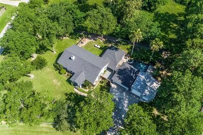 Tomball Single Family Home For Sale: 26002 Le Berge Drive