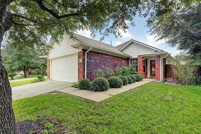 Tomball Single Family Home For Sale: 11719 Cotton Brook Court