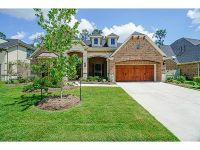 Conroe Single Family Home For Sale: 10406 Summer Tanager