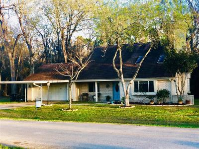 Crosby Single Family Home For Sale: 2019 Nogalus Drive