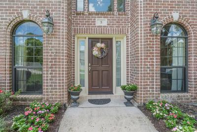 Spring Valley Village Single Family Home For Sale: 3 Cardwell Court
