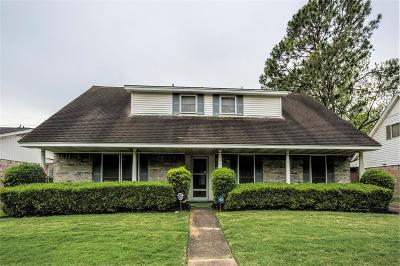 Houston Single Family Home For Sale: 8923 Stroud Drive