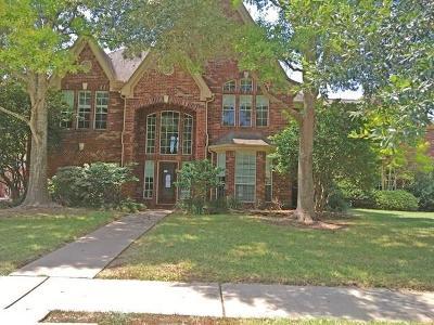 Richmond Single Family Home For Sale: 2627 Colonel Court Drive