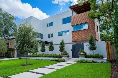 Harris County Single Family Home For Sale: 1607 Elmen Street