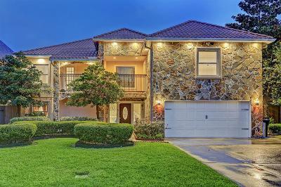 Houston Single Family Home For Sale: 1013 Fisher Street
