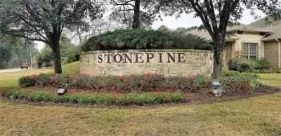 Tomball Single Family Home For Sale: 20007 Stonepine Creek Drive