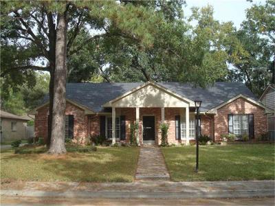 Houston Single Family Home For Sale: 10006 Del Monte Drive
