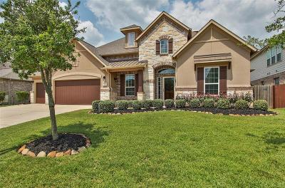 Tomball Single Family Home For Sale: 12519 Randy Riley Way