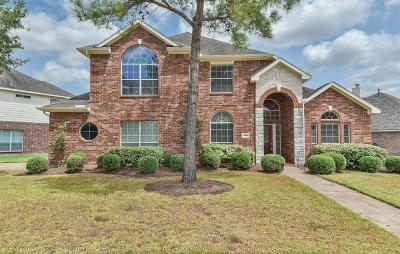 Houston Single Family Home For Sale: 10006 Hahns Peak Drive