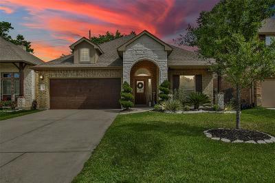 Magnolia Single Family Home For Sale: 7434 Casita Drive