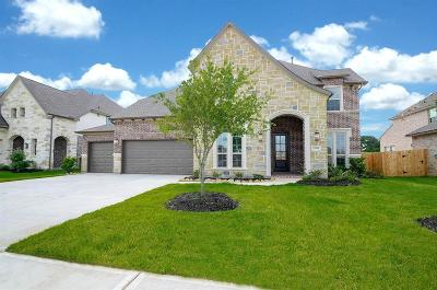 Katy Single Family Home For Sale: 27955 Crosswater Lane