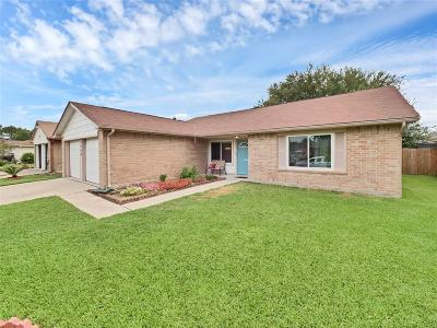 Channelview Single Family Home For Sale: 1510 Macclesby Lane
