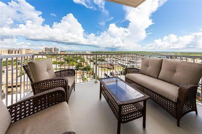 Galveston Mid/High-Rise For Sale: 500 Seawall Boulevard #1105