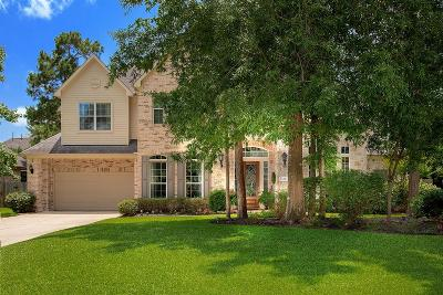 The Woodlands TX Single Family Home For Sale: $799,500