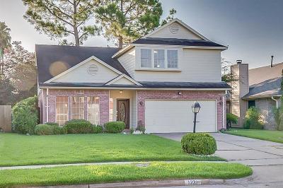Missouri City Single Family Home For Sale: 1231 Birchstone Drive