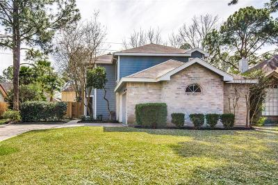 Houston TX Single Family Home For Sale: $212,000