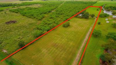Fort Bend County Farm & Ranch For Sale: 1555 Patton Road