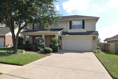 Pearland Single Family Home For Sale: 10202 Lamb Brook Lane