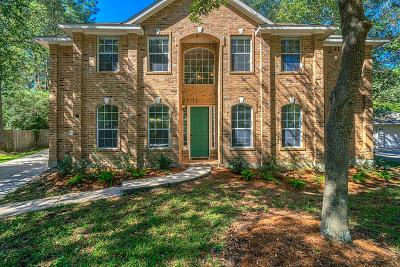 The Woodlands TX Single Family Home For Sale: $390,000