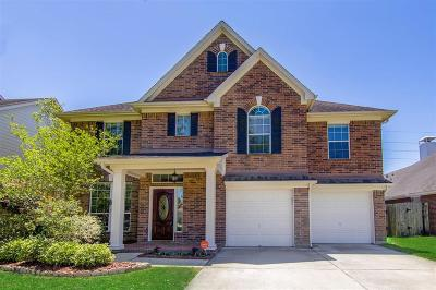 Pearland Single Family Home For Sale: 3026 Summercrest Drive