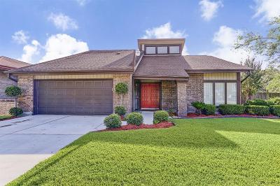 Houston Single Family Home For Sale: 12302 Braesridge Drive