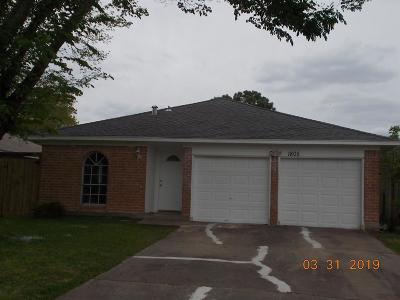 Galveston County Rental For Rent: 1805 Chickadee Drive