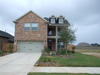 Fulshear Single Family Home For Sale: 29131 Marina Point Lane