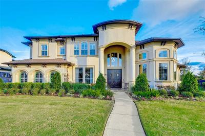 Katy Single Family Home For Sale: 3023 Sundance Summit Lane