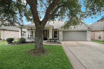 Pasadena Single Family Home For Sale: 4915 Aspen Drive