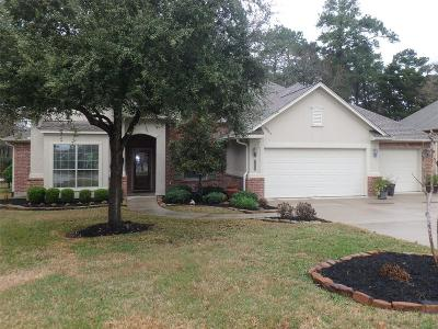 Montgomery Single Family Home For Sale: 11114 Hunters Landing
