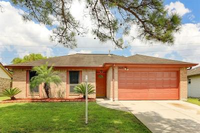 Pearland Single Family Home For Sale: 2619 N Brompton Drive