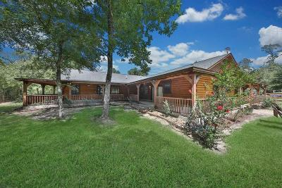 Magnolia Farm & Ranch For Sale: 42500 N Mill Drive