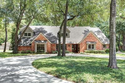 Bunker Hill Village Single Family Home For Sale: 11902 Steppingstone Lane