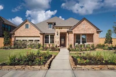 Katy TX Single Family Home For Sale: $410,000