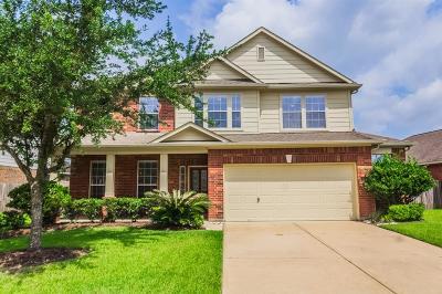 Katy Single Family Home For Sale: 3706 Rocky Ledge Lane