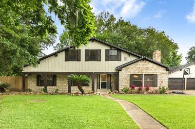 Lake Jackson Single Family Home For Sale: 58 Royal Oak Circle