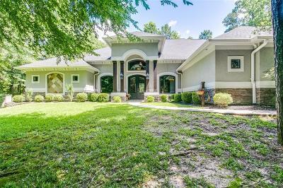 Magnolia Single Family Home For Sale: 28633 Sunrise Forest
