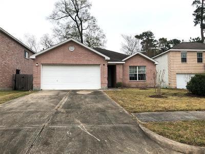 Houston Single Family Home For Sale: 430 Mystic Glen Loop