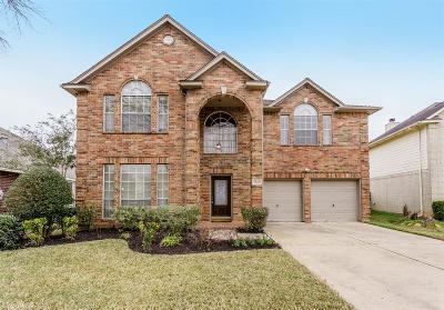 Missouri City Single Family Home For Sale: 7423 Colony Bend Lane