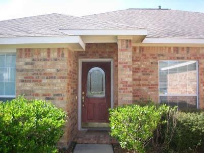 Single Family Home For Sale: 20122 Shallow Creek Court
