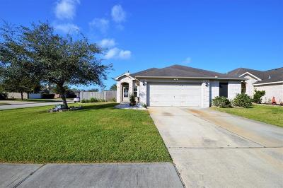 Alvin Single Family Home For Sale: 5205 McGrath Drive