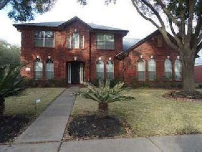 Sugar Land Single Family Home For Sale: 603 Crestridge Drive