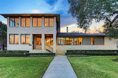 Houston Single Family Home For Sale: 3003 Conway Street