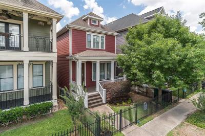 Houston Single Family Home For Sale: 813 W 22nd Street