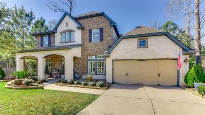 The Woodlands Single Family Home For Sale: 3 Almondell Court